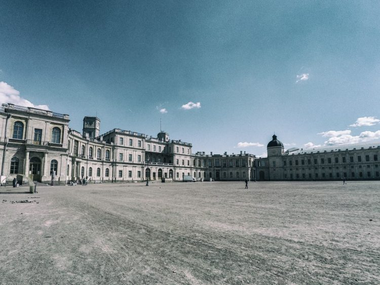 The Grand Gatchina Palace