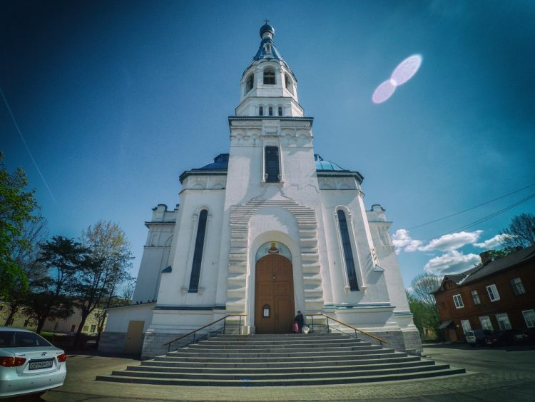 The Cathedral of the Intercession in Gatchina