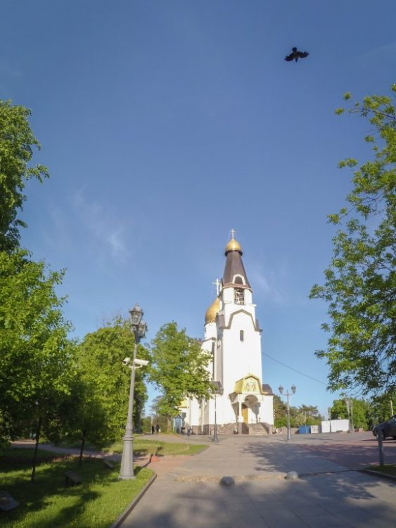 The Church of the Holy Apostles Peter and Paul - Sestroretsk