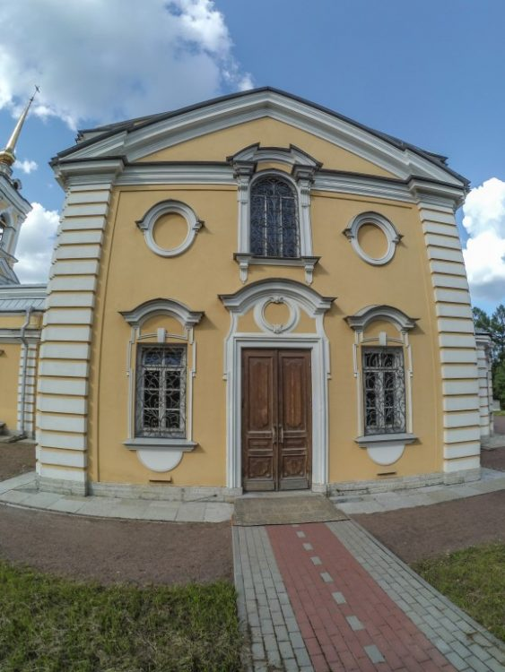 The Church of the Life-Giving Trinity in Krasnoye Selo