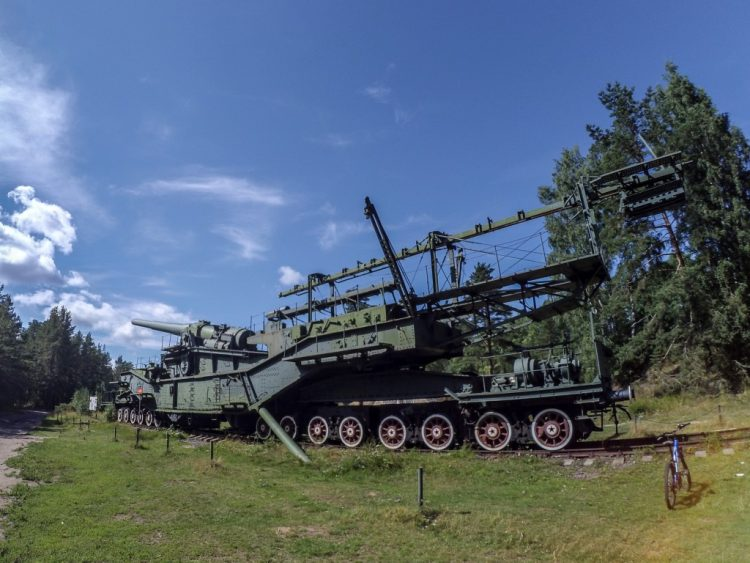 Artillery conveyor TM-III-12