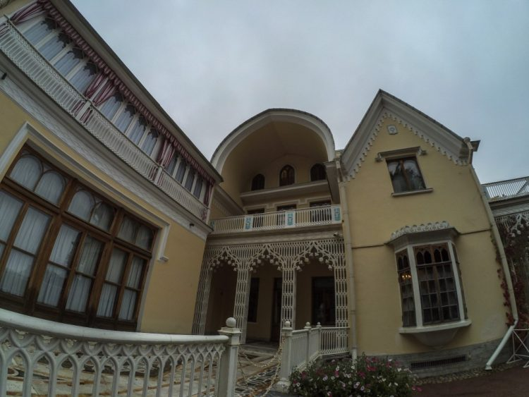 The Palace of Nicholas I - The Cottage