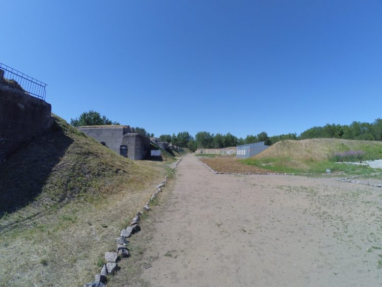 South Mortar Battery