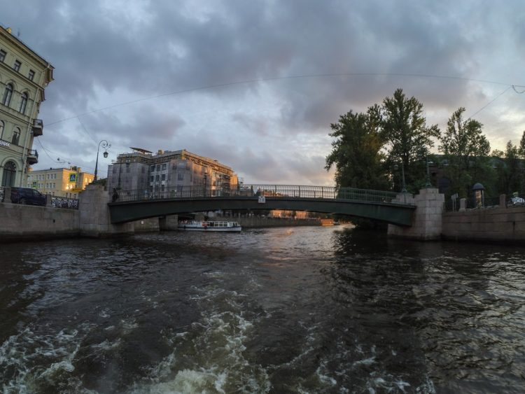 Krasnoflotsky Bridge